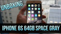 cool UNBOXING | iPhone 6S Plus 64GB Space Gray Check more at http://gadgetsnetworks.com/unboxing-iphone-6s-plus-64gb-space-gray/