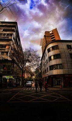 Santiago de Chile. by Manuel Alejandro Venegas Bonilla