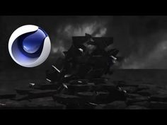 Cinema 4D: Fracture A Hole in Element 3D - YouTube