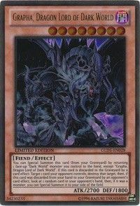 Grapha, Dragon Lord of Dark World, YuGiOh, Gold Series: Haunted Mine