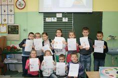 Śniadanie to podstawa! Pamietają o tym dzieciaki ze szkoły podstawowej w Brodach. Znakomite zadanie zrealizowała z nimi Anna Hajdul, więcej przeczytacie tu: http://szkolazklasa2012.ceo.nq.pl/dokument_widok?id=4954
