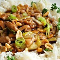 Recept : Kuřecí kung pao | ReceptyOnLine.cz - kuchařka, recepty a inspirace Slovak Recipes, Czech Recipes, One Pan Meals, Main Meals, Asian Recipes, Healthy Recipes, Ethnic Recipes, Good Food, Yummy Food