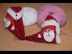 Crochet Santa Applique - Design Peak