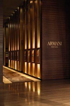 First look: Armani hotel