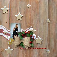 25/12/2014 Advent Calendar, Merry, Scrapbooking, Christmas Ornaments, Holiday Decor, Home Decor, Homemade Home Decor, Advent Calenders, Christmas Jewelry