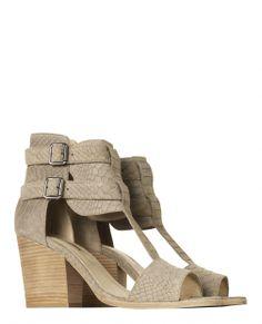 3d7c48703650 Talons En Cuir, Chaussures Femme, Python, Chaussures, Sandales En Cuir,  Points