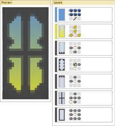 Bildresultat för Minecraft Recipes Banner Crafting