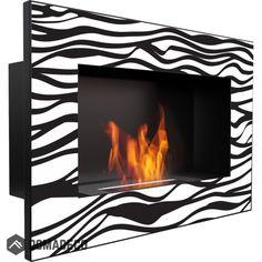 Dallas black Z contemporary wall mount fireplace Wall mounted biofireplaces Fire Inserts, Bio Ethanol, Dallas Black, Wall Mounted Fireplace, Bioethanol Fireplace, External Doors, Design Moderne, Sink Faucets, Modern Wall