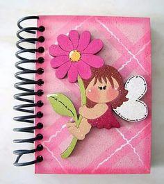 Caderno.