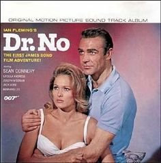 James Bond Album music Covers | Best Of James Bond Soundtrack Album Dr. No, James Bond Album Cover ...