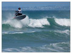 Stand Up World Tour de la Waterman league le 1er mai à la pointe de La Torche.... les grosses vagues nétaient pas au rendez-vous, dommage. SUP | Finistère Bretagne