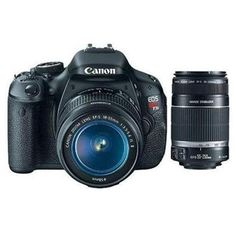 Rakuten.com - Canon EOS Rebel T3i 18MP Digital SLR Camera with 18-55mm IS II Lens Kit