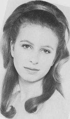 19th birthday portrait - Princess Anne.