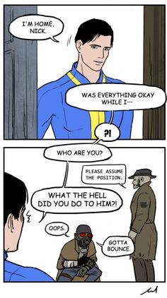 Fallout 4 - Bahahahaha! 8D