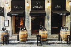 Vintage Wine Bar Greece - Travel Greece Travel Europe