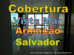 Cobertura de 2 dormitórios sendo 2 suítes Localizado no bairro Armação de Salvador
