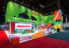 nickelodeon on Behance