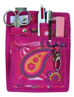 6 Piece Pocket Organizer Kit - Perfect Gift for New Grads and Nurses