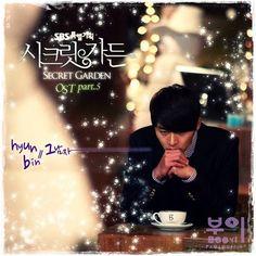 Secret Garden...Hyun Bin