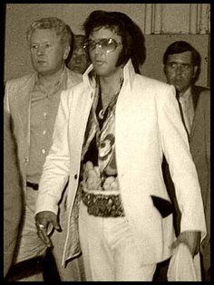 Elvis and Vernon
