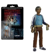 Action Figures: Stranger Things - Lucas | Funko