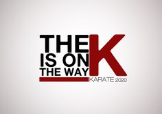 Official Logo The K is on the way