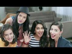 Set Wet Tvc With Aditya Roy Kapoor , Toabh Models - Nadya Nimis and Shruti Iyer - YouTube