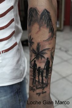 realistic tattoo gian marco loche