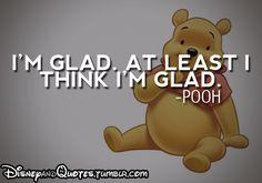 Winnie the Pooh | 16 Shockingly Profound Disney Movie Quotes