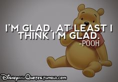 Winnie the Pooh | 16 Shockingly Profound Disney Movie Quotes