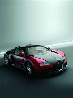 ♂ Purple Bugatti Veyron Car #automotive