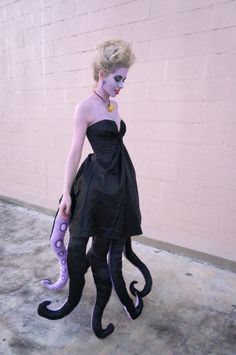 Ursula cosplay Superholly