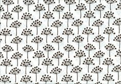 Echo Little Florine Urban Fabric by Lotta Jansdotter for Windham Fabrics. $10.75, via Etsy.