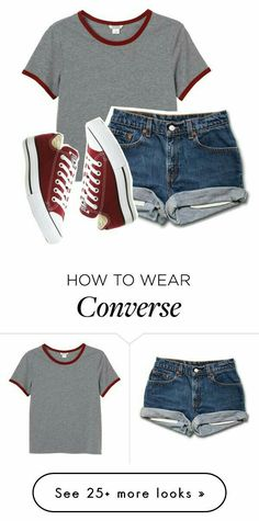 How To Put Together An Outfit Ideas such a cute outfit very well put together outfits cute How To Put Together An Outfit. Here is How To Put Together An Outfit Ideas for you. How To Put Together An Outfit the daileigh wardrobe basics at home. Komplette Outfits, Outfits With Converse, Fashion Outfits, Fashion Trends, Maroon Converse Outfit, Converse Fashion, Converse Style, Black Converse, Converse Sneakers