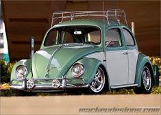 Green V-Dub