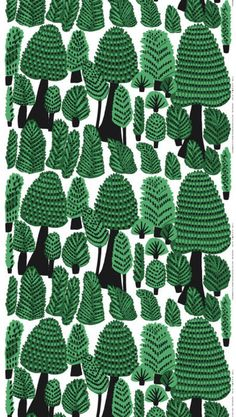 Another Marimekko print that I love. I think I will soon need to post a Board titled just Marimekko! Motifs Textiles, Textile Patterns, Textile Design, Fabric Design, Pretty Patterns, Color Patterns, Design Patterns, Prints And Patterns, Surface Design