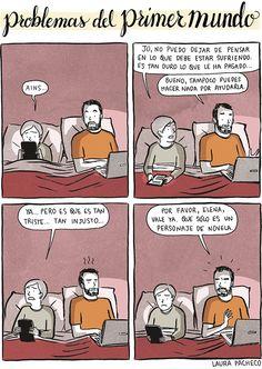 La empatía no distingue ficción y realidad ;))