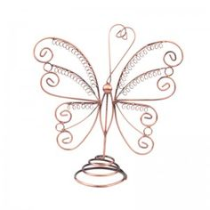 Beautiful Butterfly-shaped Jewelry Earrings Display Stand