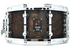 Sonor One Of A Kind Beech Snare Drum 14x7 Pacific Walnut Burl