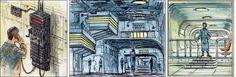 Fallout Environment and Concept Art by Adam Adamowicz. Fallout Concept Art, Bethesda Softworks, Vault Tec, American Video, Fallout 3, Environment Concept, Elder Scrolls, Dieselpunk, Skyrim