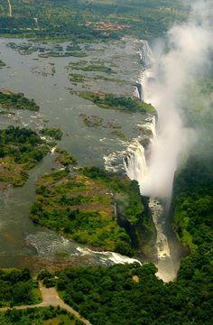Victoria Falls, Zimbabwe - Pixdaus