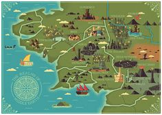 The Realms of Middle Earth - MUTI Studio
