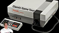 Classic Game Tour►NES Console [HUN] Nes Console, Tech, Game, Retro, Videos, Classic, Youtube, Derby, Gaming