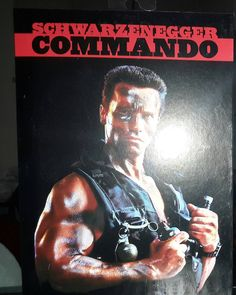 NECA Commando Scale 30th Anniversary Ultimate John Matrix Action Figure  #arnoldschwarzenegger