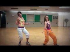 Zumba Wobble dance...This looks like so much fun!