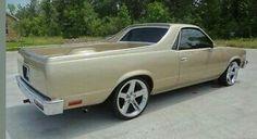 1984 Chevy El Camino