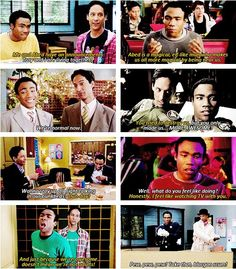 Troy and Abed