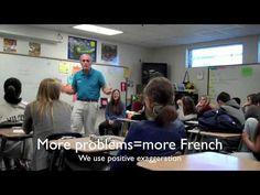 Blaine Ray doing French - YouTube