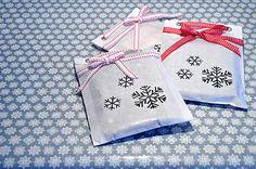 geschenkverpackung papiertüte genietet