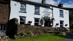 The Farmers Arms is a traditional Yorkshire Dales pub located in the village of Muker in Upper Swaledale and is close to Reeth, Gunnerside, Thwaite and Keld. The pub serves great food along with fine wines and ales and is open all day every day. Yorkshire Dales, North Yorkshire, Yorkshire Cottages, Places In England, British Pub, Great Britain, Farmers, Places Ive Been, Seaside